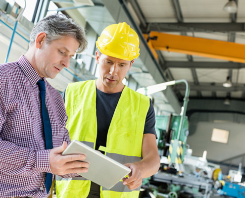 Digitaler Wandel in vielen Branchen